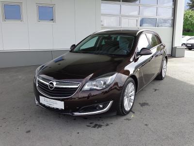 Opel Insignia ST 2,0 CDTI ecoflex Cosmo Start/Stop System bei BM || Autohaus Walter Malin GmbH in