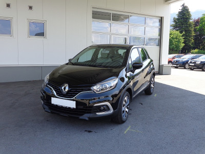 Renault Captur ENERGY TCe 90 Zen bei BM || Autohaus Walter Malin GmbH in