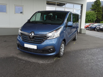 Renault Trafic Grand Passenger Dynamique Energy dCi 125 Twin-Turbo bei BM || Autohaus Walter Malin GmbH in