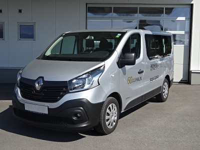 Renault Trafic Passenger Expression Energy dCi 140 Twin-Turbo bei BM || Autohaus Walter Malin GmbH in