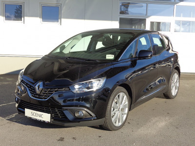 Renault Scénic Blue dCi 120 Limited bei BM || Autohaus Walter Malin GmbH in