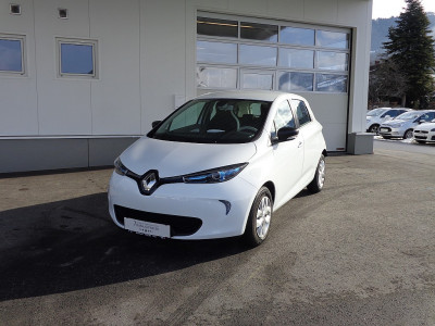 Renault Zoe Life R90 41 kWh (Batteriemiete) bei BM    Autohaus Walter Malin GmbH in